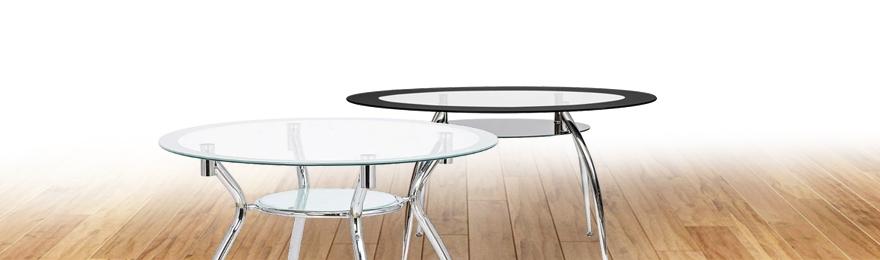 Столы для кухни, столовой из хрома
