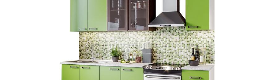 Кухонные гарнитуры. Готовые решения ЛДСП