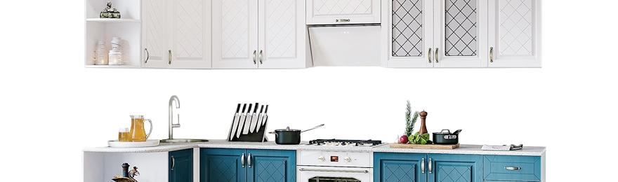 Кухонные гарнитуры. Модульные кухни