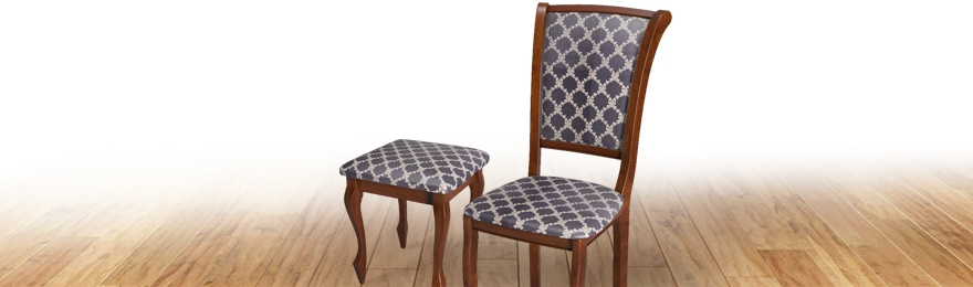 Дизайнерские стулья из натурального дерева