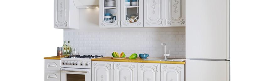 Кухонные гарнитуры. Готовые решения