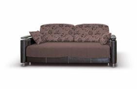 Прямой диван пантограф Соло. Choco