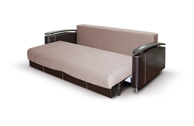 Прямой диван пантограф Соло. Beige