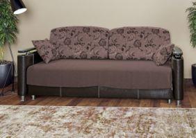 Прямой диван пантограф