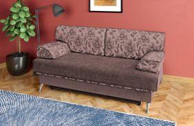 Прямой диван еврокнижка Норд