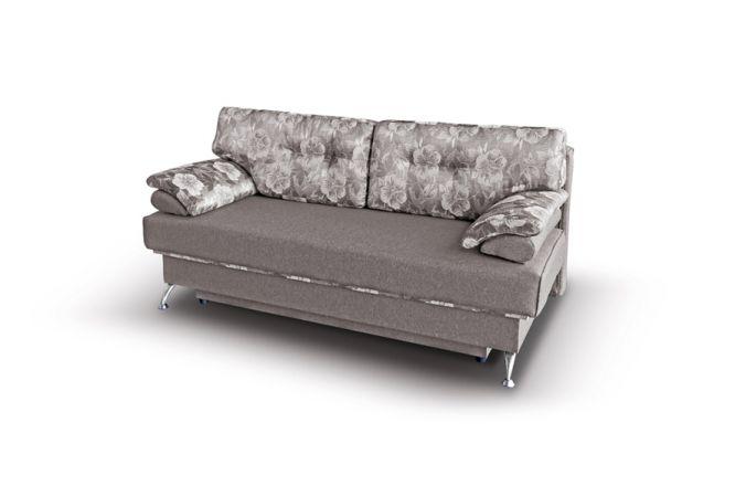 Прямой диван Боннель Норд - М. Grafit