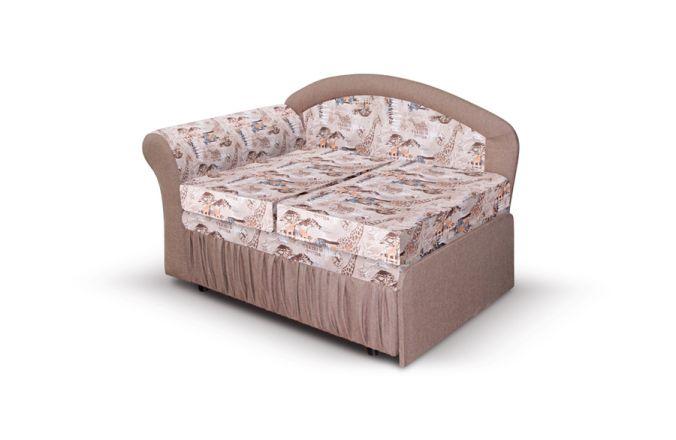 Малогабаритный диван Канапе. Safari