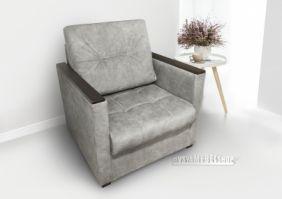 Не раскладное кресло