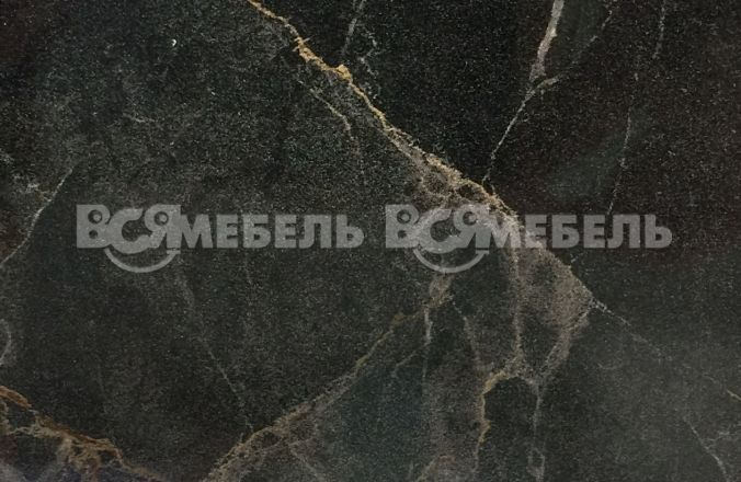 № 20 Мрамор марквина черный (гл)