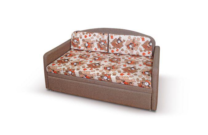 Малогабаритный диван Канапе 2. Toys