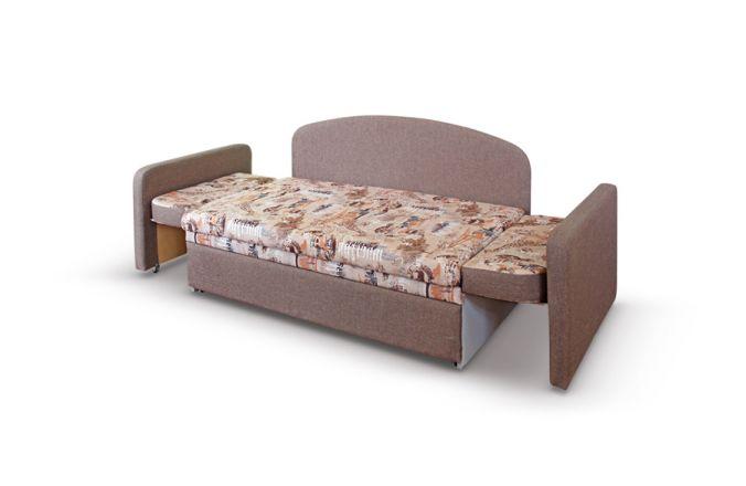 Малогабаритный диван Канапе 2. Safari