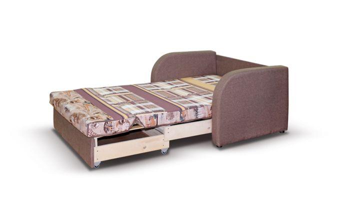 Малогабаритный диван Флинт. Safari