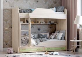 Кровать - чердак Инесса Классика. Композиция 2
