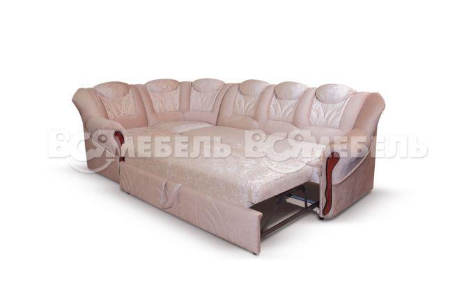 Угловой диван Лаура без бара