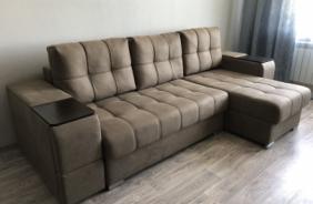 Угловой диван Риф. Фото от покупателя