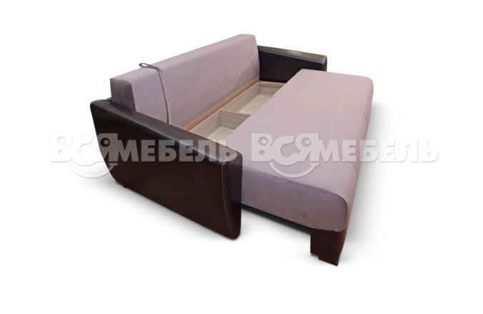 Прямой диван еврософа Николь