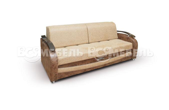 Прямой диван Топлидер. Ткань: Al 814-2 c, Nicson 1