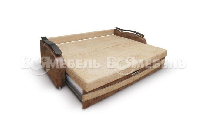 Прямой диван Топлидер.Ткань: Al 814-2 c, Nicson 1