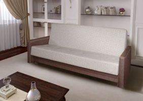Прямой диван боннель