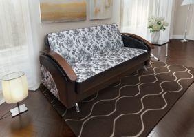 Прямой пружинный диван