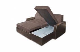 Угловой диван Остин. Ящик для белья