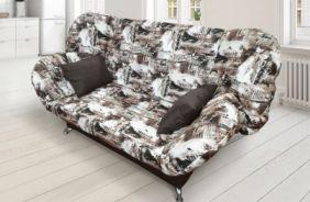 Прямой диван клик кляк