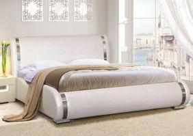 Мягкая дизайнерская кровать