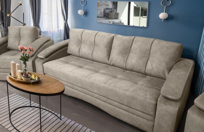 Прямой диван Мадрид Lambre. Ткань: Lambre 01