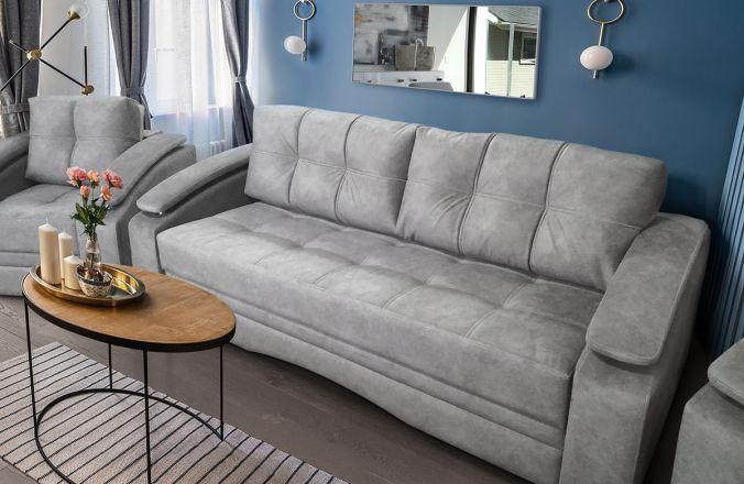 Прямой диван Мадрид Lambre. Ткань: Lambre 05