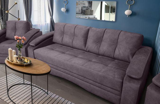 Прямой диван Мадрид Lambre. Ткань: Lambre 06