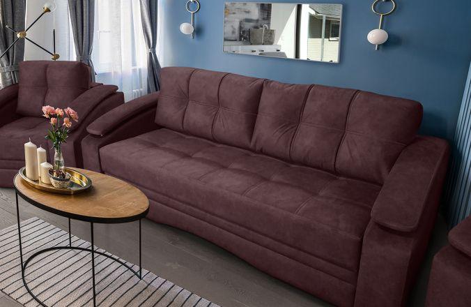 Прямой диван Мадрид Lambre. Ткань: Lambre 07