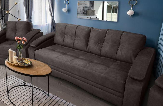 Прямой диван Мадрид Lambre. Ткань: Lambre 11