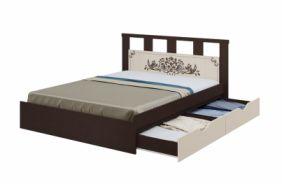 Кровать Жасмин с ящиками