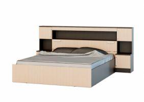 Кровать Бася с надстройкой 1,4 м