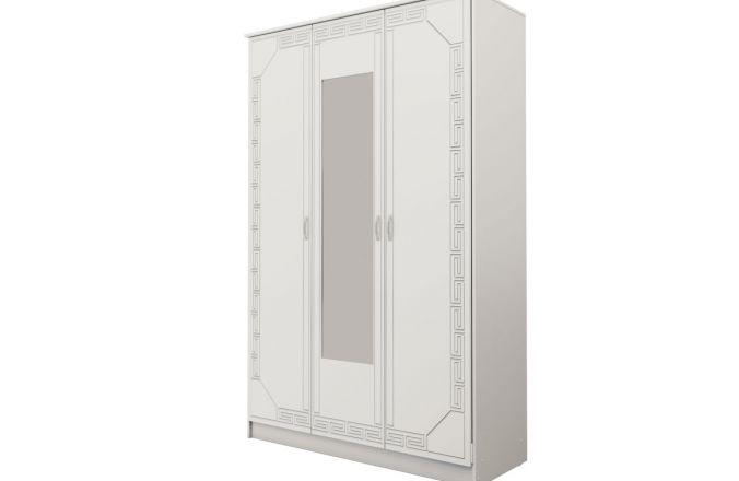 Шкаф 3-х створчатый Афина-1