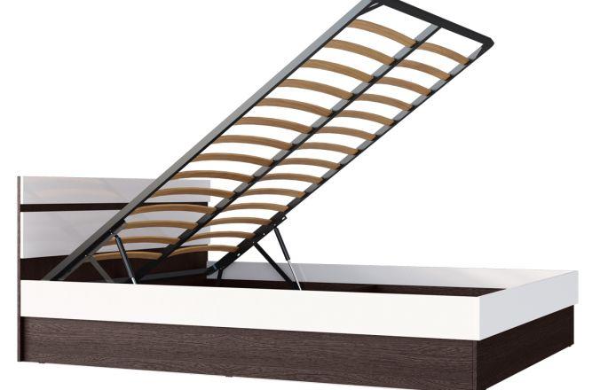 Кровать с подъемным мех-мом