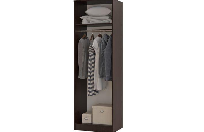 Шкаф створчатый для одежды Гамма  New