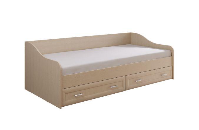 Кровать детская с ящиками Вега