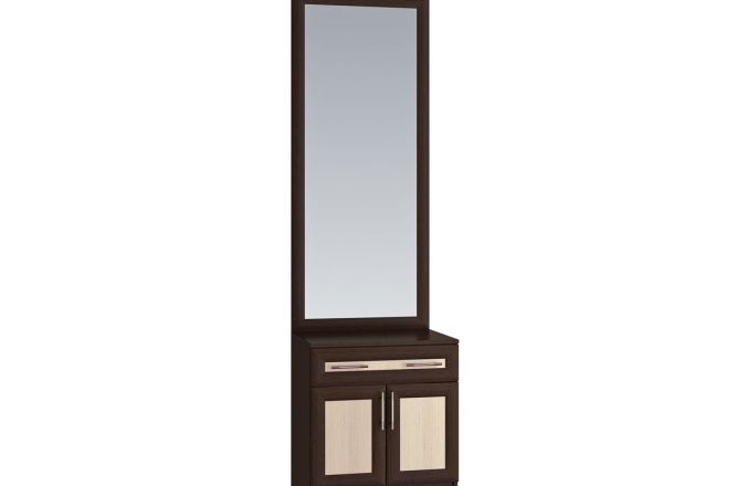 Тумба с зеркалом Ева