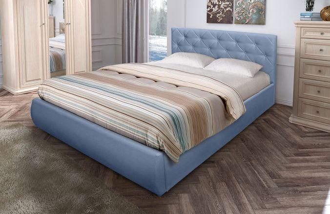 Кровать Веда с пуговицами