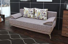 Прямой диван еврокнижка Норд-П