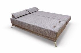 Прямой диван еврокнижка Норд-П. Спальное место (ДхШ: 1900х1500мм)