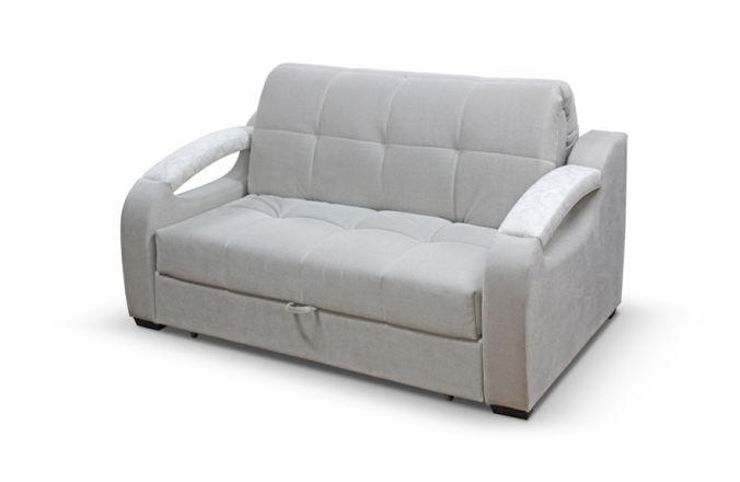 Малогабаритный диван Вегас Люкс 1,54 м. Grafit