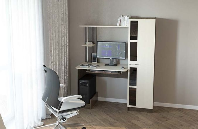 Стол компьютерный КС-1Н