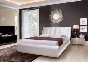 Кровать 1,5 спальная Монреаль 1.4 м (Д)