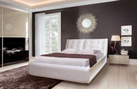 Мягкая интерьерная кровать Монреаль 1.6 м (Д)