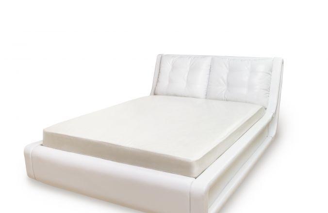 Дорогая белая кровать Монреаль