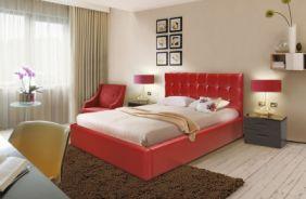 Кровать полуторка Мелисса 1.4 м (Д)