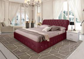 Дизайнерская кровать Корсика 1.4 м (Д)