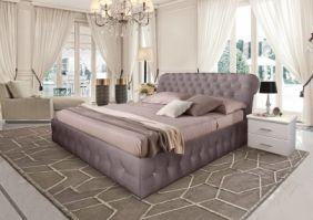 Мягкая кровать Корсика 1.8 м (Д)